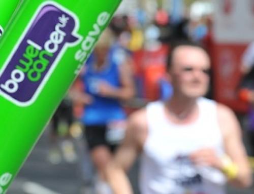 Joe Doughty runs  Half Marathon
