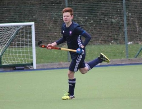 U15 player selected for England Hockey's Futures Cup
