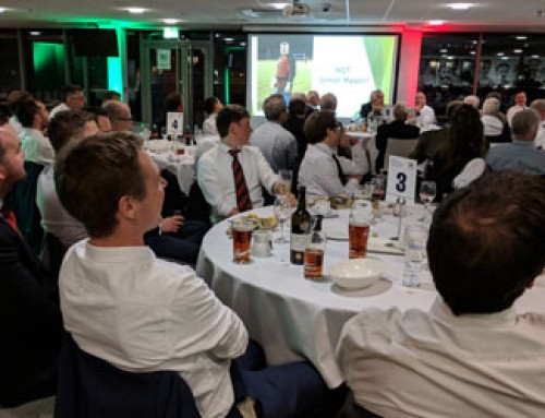 Westbury celebrations at end of year dinner